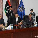العميد عبد السلام عاشور وزيراً لداخلية الوفاق