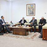 «صنع الله» يلتقي السفير الألماني لبحث زيادة نشاط شركات النفط الألمانية