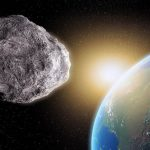 كويكب صخري يقترب من الأرض