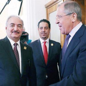 بين تأكيد روسي ونفي من الجيش الليبي..انباء عن قاعدة روسية جديدة في طبرق