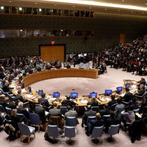 مشروع قانون في مجلس الأمن يطالب بوقف إطلاق النار في سوريا بمبادرة سويدية كويتية