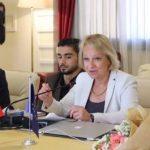 سفيرة الاتحاد الأوروبي تنفي مجدداً الاتجار بالبشر في ليبيا وتشيد بعملية «صوفيا»