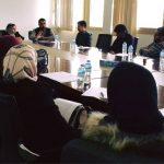 بنغازي.. مكتب الخدمات الطبية بإدارة الخدمات الصحية يجتمع برؤساء أقسام الأسنان بالمرافق الصحية