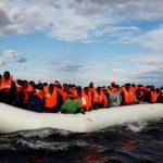 سفينة انقاذ إسبانية تعيق عمل خفر السواحل الليبية في انقاذ مهاجرين غير شرعيين