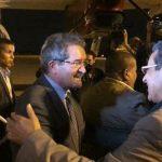 عميد بلدية بنغازي وعمداء 30 بلدية من الشرق الليبي يصلون طرابلس