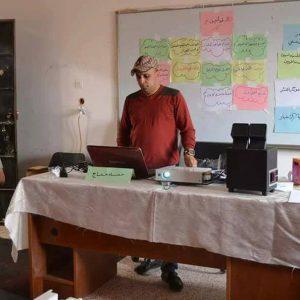 بنغازي.. اختتام دورة «أساسيات الصحافة المهنية» بالحوامد