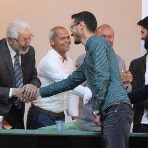 تكريم الشُعراء الفائزين في مهرجان شعراء جامعة طرابلس 2018