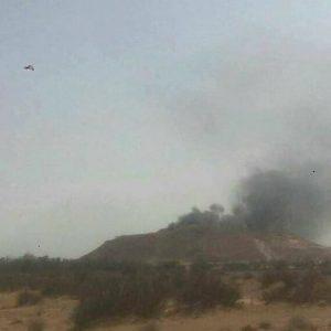 غارات جوية على تنظيمي القاعدة وداعش جنوب بني وليد تُخلف قتلى وجرحى