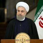 الرئيس الإيراني يحذر من انسحاب الولايات المتحدة من الإتفاق النووي