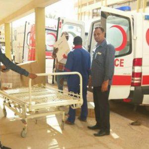 مركز سبها الطبي يكشف عن حصيلة الاشتباكات في المدينة منذ نشوبها وحتى الآن