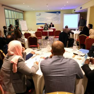بعثة الأمم المتحدة للدعم في ليبيا تُنظم ورشة عمل قانونية لليبيين في تونس