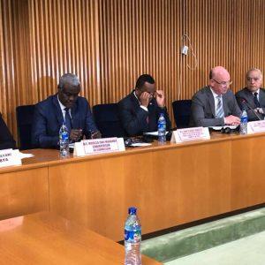 لجنة الاتحاد الأفريقي عالية المستوى تُشيد بالتقدم الواضح والتطورات الإيجابية في ليبيا