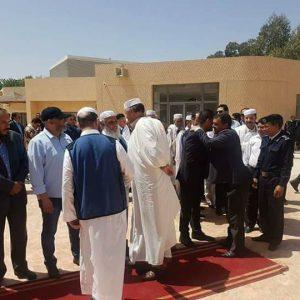 بلدي ترهونة يرد الزيارة لبلدي ابوسليم ويؤكدان دعمهما للاستقرار ونبذ الفرقة
