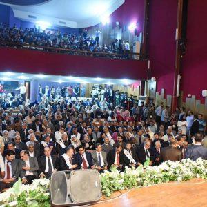 انطلاق الاحتفال بالذكرى الستين لتأسيس جامعة طرابلس بحضور وتمثيل محلي وعالمي