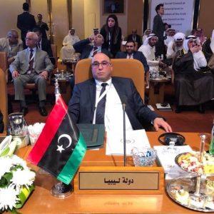 الدرسي يترأس وفد ليبيا الاقتصادي في الاجتماعات التحضيرية لمجلس الجامعة العربية