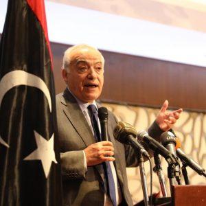 غسان سلامة يوجه كلمة للشباب الليبي في اليوم العالمي للكتاب