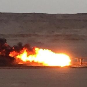 مؤسسة النفط تُعلن البدء بأعمال الصيانة لخط الأنابيب الواصل بميناء السدرة