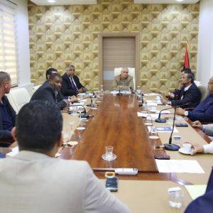 لجنة متابعة تنفيذ اتفاق تاورغاء ومصراته تُناقش بند البحث عن المفقودين