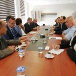 السفيرة الفرنسية تزور مصراته وتبحث مع مجلسها البلدي آلية جمع الأطراف الليبية
