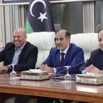 نواب الرئاسي يجتمعون بممثلي الكتل والدوائر الإنتخابية بمجلس النواب