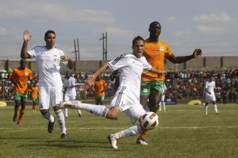 المنتخب الليبي يثورُ على كأس أفريقيا