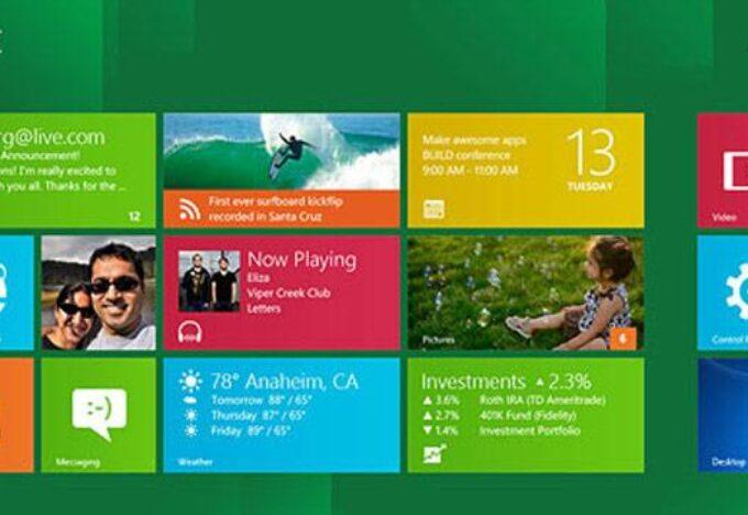 ميكروسوفت تهيئ ويندوز 8 لمعركة مع آي باد