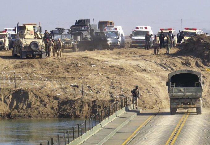 القوات العراقية تواصل الحشد لاستعادة الرمادي بالكامل