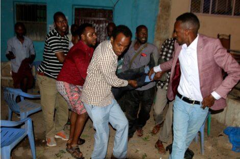 الصومال تفجير