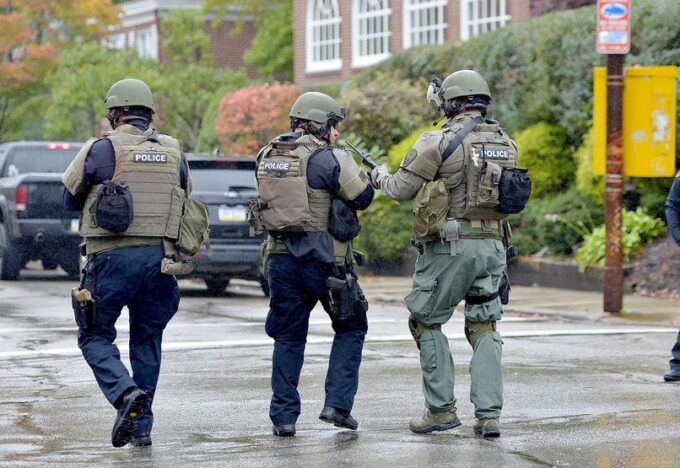 شرطة بنسلفانيا