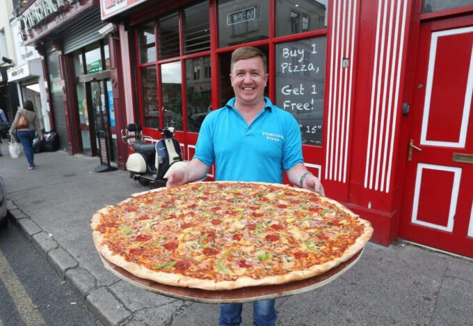 بينهيدز بيتزا