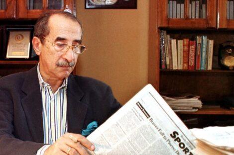 الإعلامي المصري حمدي قنديل