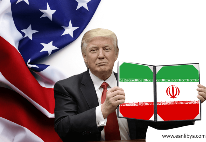 ترامب ايران
