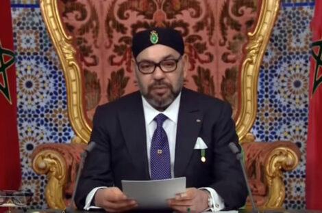 محمد السادس ملك المغرب