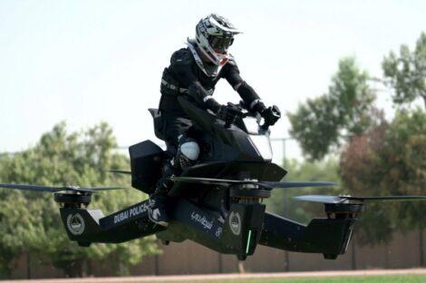 الدراجات الطائرة