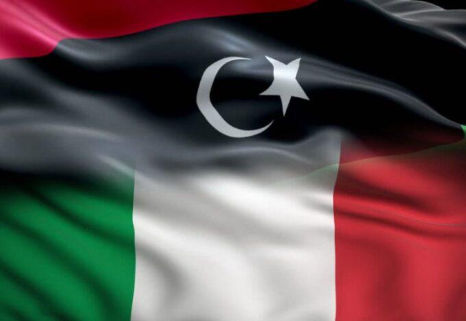 ليبيا-إيطاليا