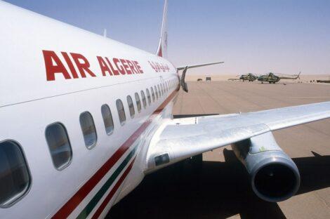الخطوط الجزائرية