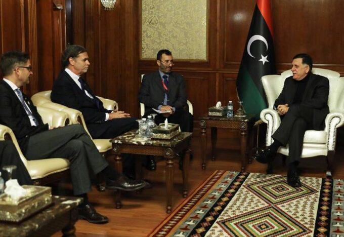 ليبيا وألمانيا