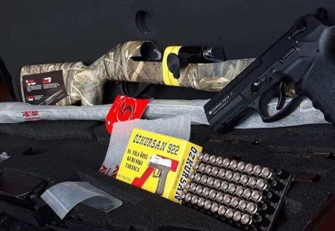 أسلحة تركية