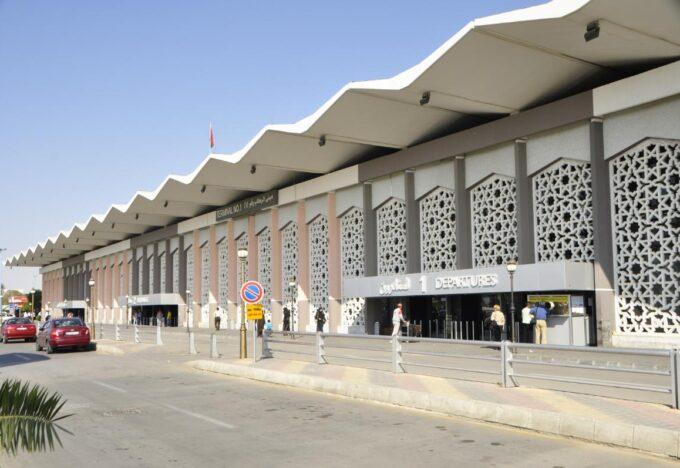 مطار دمشق