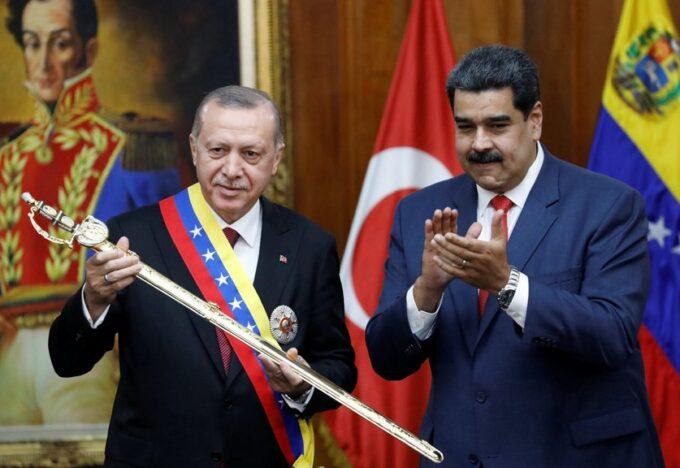 أردوغان وماد