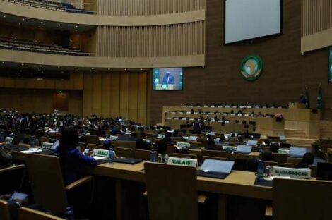قمة الاتحاد الإفريقي في دورتها الـ32