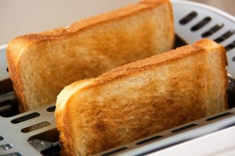 الخبز-المحمص