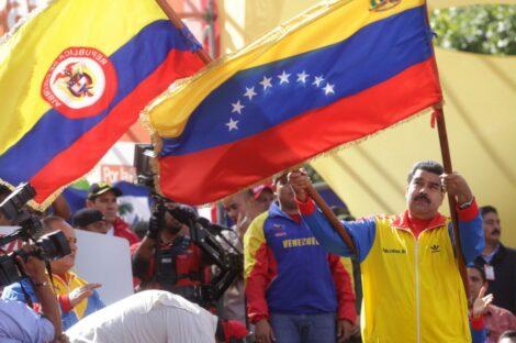 فنزويلا وكولومبيا