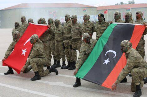 تركيا وليبيا