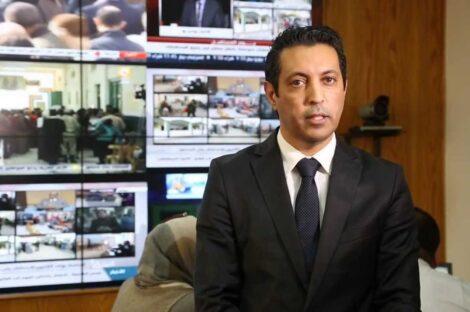 المستشار السياسي لرئيس المجلس الرئاسي لحكومة الوفاق الوطني الطاهر السني