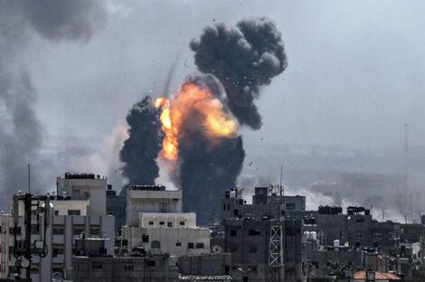 غزة فلسطين إسرائيل