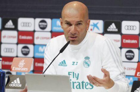 ريال مدريد.. زيدان غير متأكد إن كان موسم هازارد قد انتهى