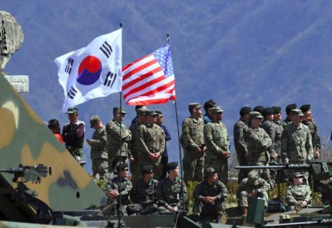 تعليق مناورات أميركا وكوريا الجنوبية «حتى إشعار آخر» بسبب كورونا