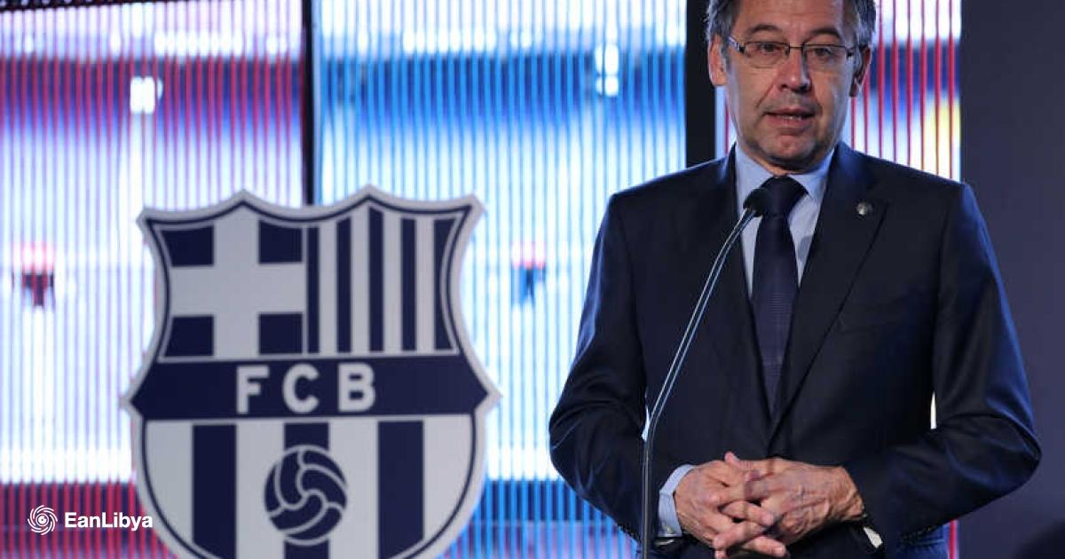 الشرطة تقتحم نادي برشلونة بعد الاتهام بتنظيم حملات تشويه