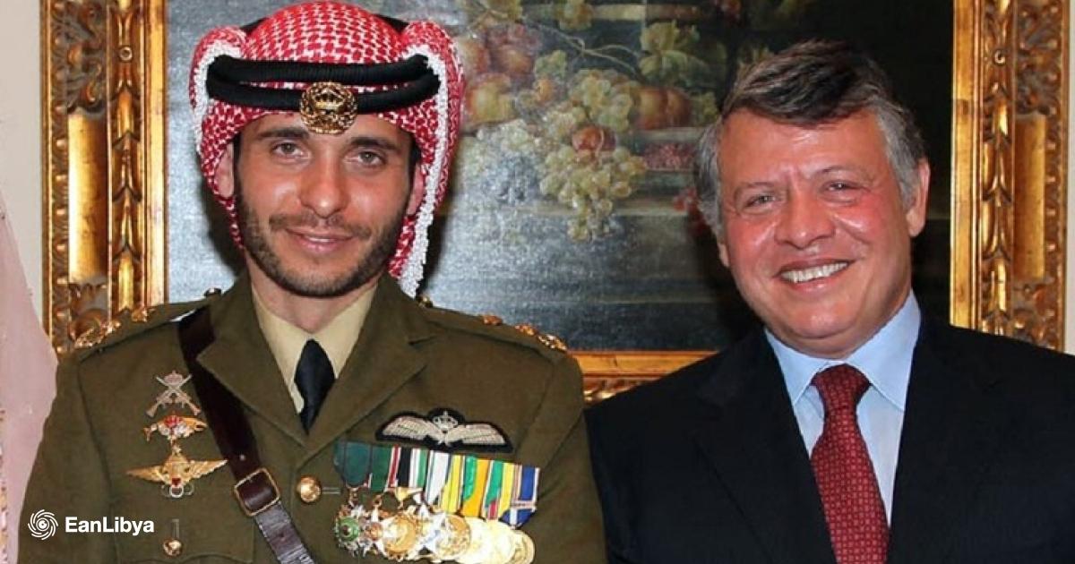 ملك الأردن: الفتنة وُئدت والأمير حمزة في قصره مع عائلته وبرعايتي